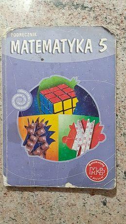 Podręcznik matematyka GWO klasa 5