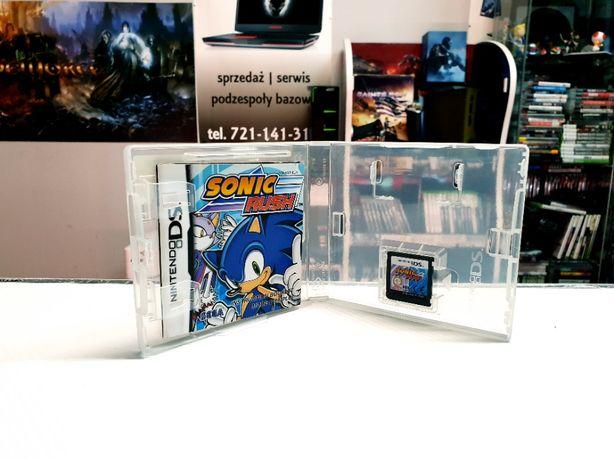 Gra na Nintendo DS SONIC RUSH