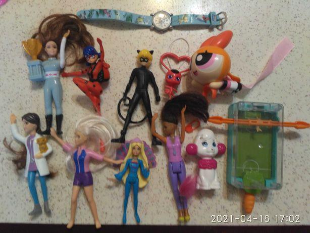 Продам кукла, игрушки Макдональдс, McDonald's, Леди Баг Барби, Barbie