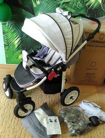 В идеальном состоянии коляска Camarelo EOS