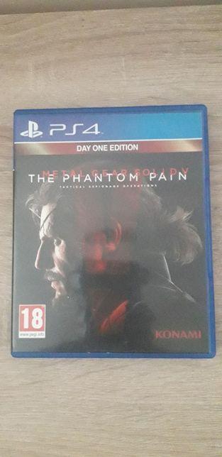 Metal Gear Solid V: The Phantom Pain Ps4 Playstation4