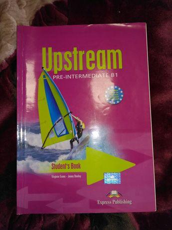 Upstream PRE-INTERMEDIATE B1, student's book