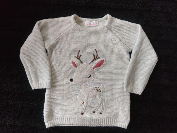 Bluzy/sweterki/body/spodnie dziewczynka