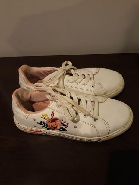 Buty i Softshell dla dziewczynki