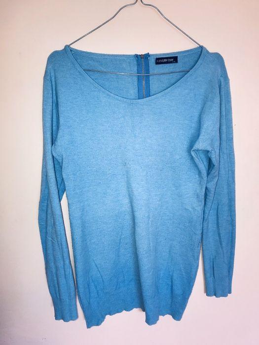 Niebieski sweterek Zawady - image 1