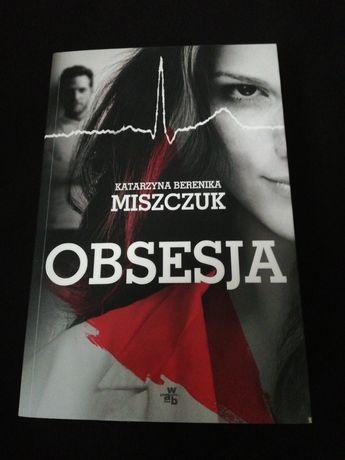Katarzyna Berenika Miszczuk Obsesja