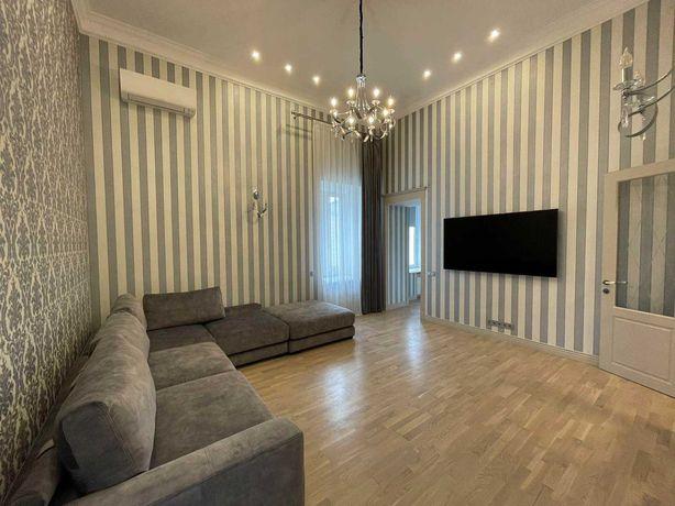 Первая аренда 3-х коматной квартиры в самом центре Киева