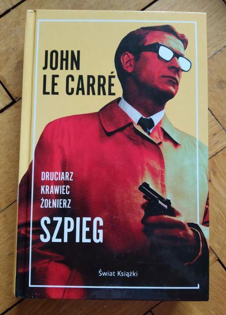 Szpieg - J. le Carre + T. Clancy - Polowanie na czerwony październik