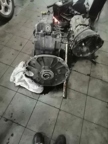 Коробка передач автомат Тоурег3. 0Дизель