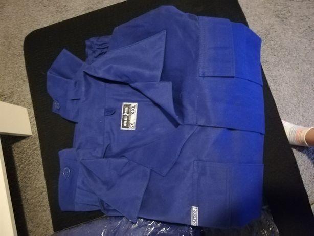 Ubranie robocze nowe solidne