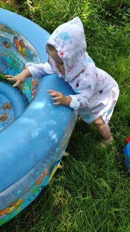 Пляжная туника, детская туника, муслиновая туника, туника из батиста.
