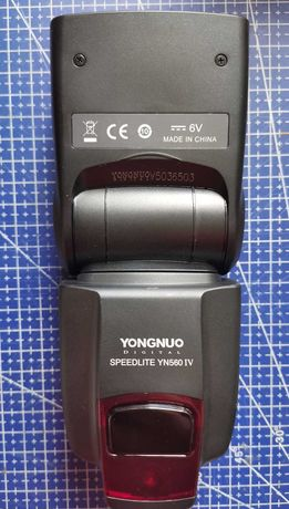 Фотовспышка YONGNUO 560 IV, 4 аккумулятора+радиосинхронизатор SONY NEХ
