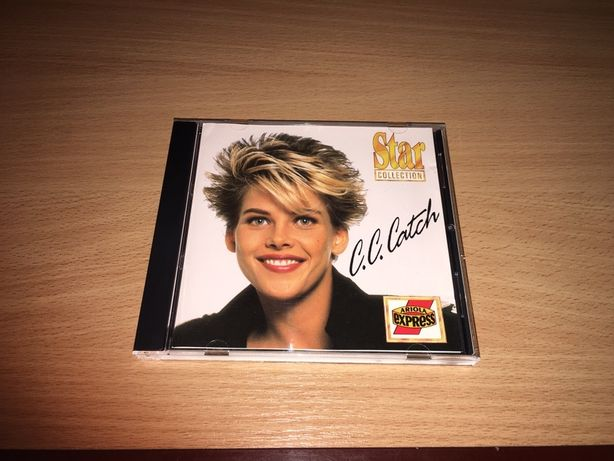 C.C.Catch - Back Seat Of Your Cadillac CD