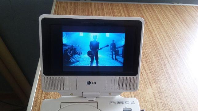Leitor DVD Portátil LG-DP-171