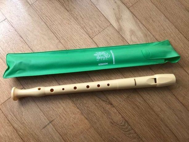 "Flauta marca ""Hohner"""