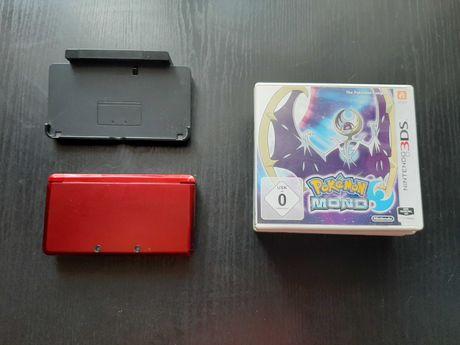 Konsola 3DS + 4 gry