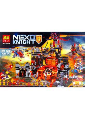 """Конструктор Bela 10521 Nexo Knights (аналог Лего 70323) """"Вулканическое"""