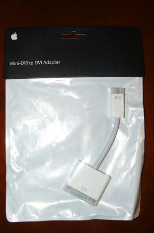 Apple MacBook przejściówka z Mini - DVI na DVI