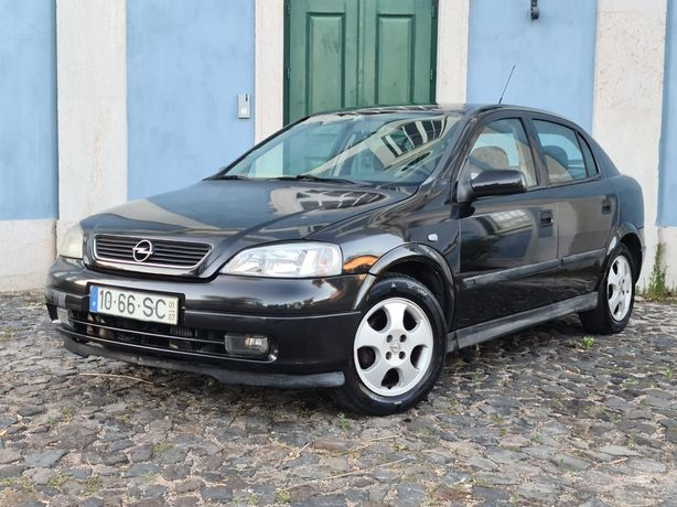 Opel Astra 1.7 DTI - 191.000KM