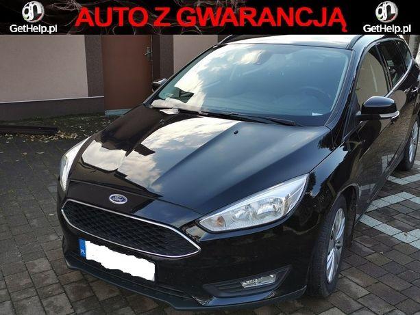 Ford Focus 1.5 TDCI 120 KM/Gwarancja/Polski Salon/Jeden Właśc./FV23%