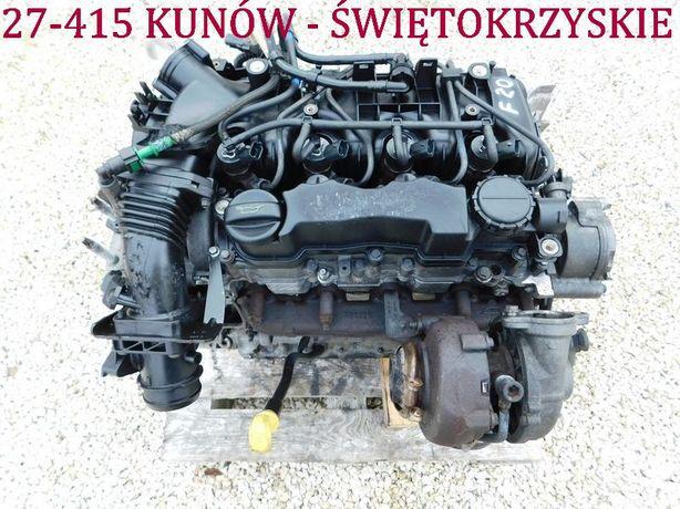 Silnik kompletny Ford Focus II 1.6 TDCI C-MAX G8DA pompa wtryski turbo