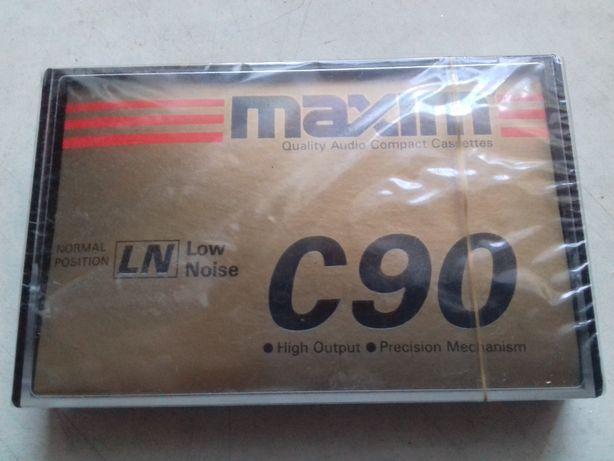 Аудио кассета Maxim C90