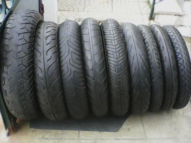 pneu moto de estrada , pista , scooter - varios