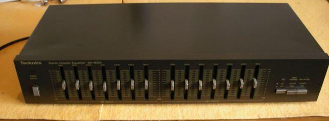 equalizador technics sg-8025