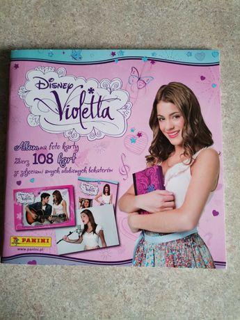 Violetta - album ze zdjęciami