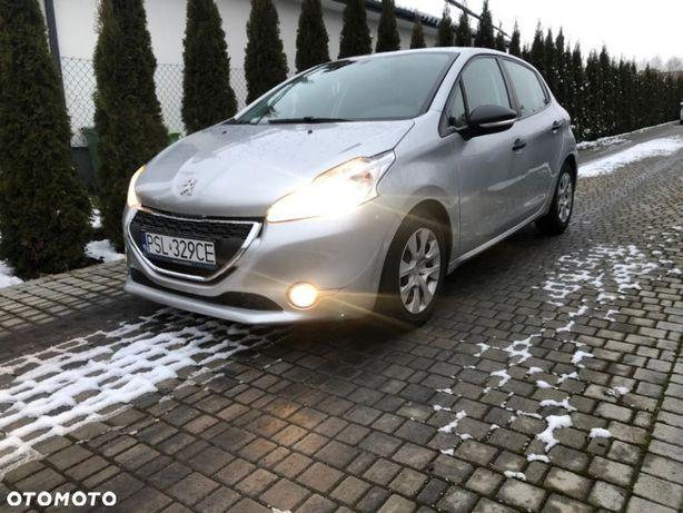 Peugeot 208 1,4 hdi (70KM) klimatyzacja, tempomat...