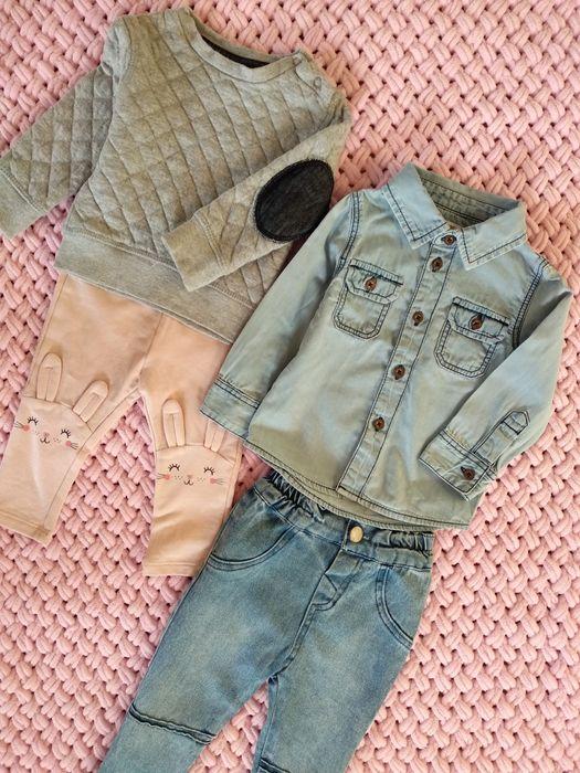 Джинси, рубашка, кофтинка, лосінки Луцк - изображение 1