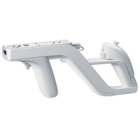 Suporte comandos WII Pistola Arma Zapper para Jogos de Tiro NOVO