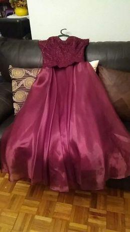 Vestido cerimônia