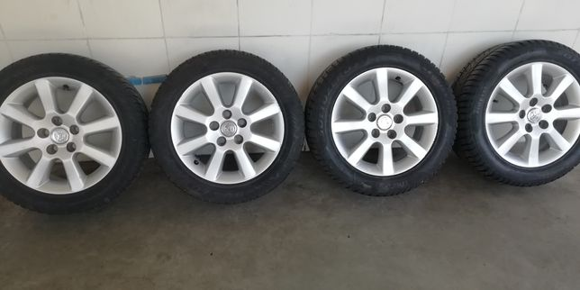 Диски R16 5x114,3 Toyota