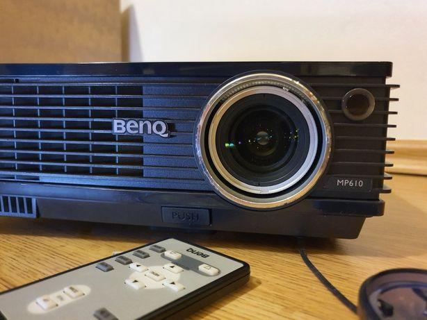 Projektor BENQ MP610 Super stan niewiele używany komplet
