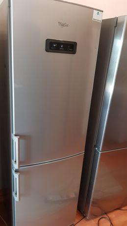 Холодильник WHIRLPOOL no frost,суха заморозка, привезений з Німеччини