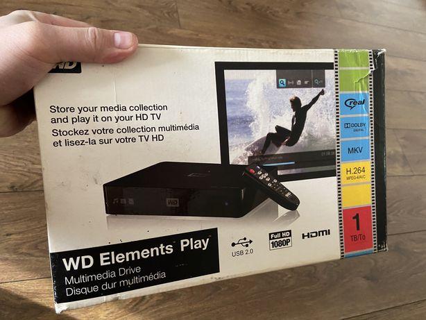 Надійний жорсткий диск western digital 1-TB
