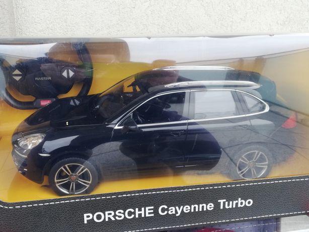 Sterowany RC Rastar Porsche Cayenne Turbo 1:14 2,4 NOWY