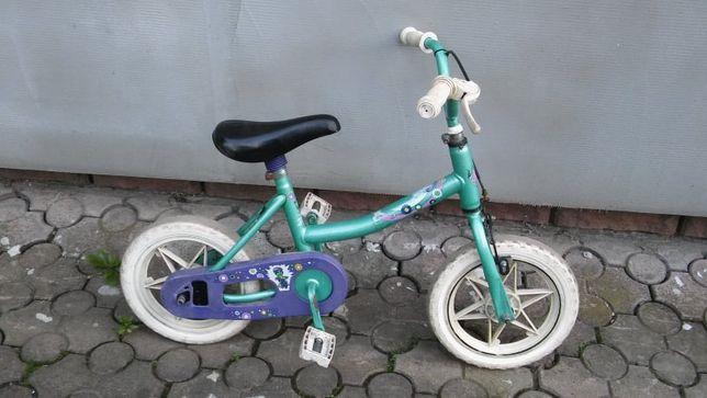 Rowerek dziecięcy 12 cali. Idealny do nauki.