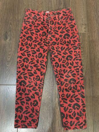 Spodnie, rurki,  jeans zara roz 110