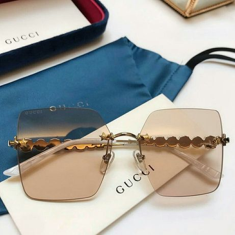Okulary przeciwsłoneczne Gucci jakość premium nowe