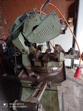 Przecinarka tarczowa pila do metalu