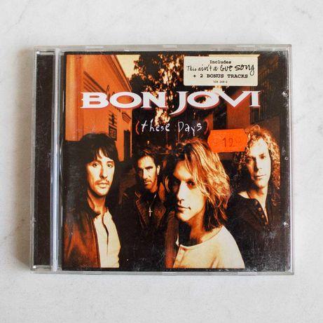 Bon Jovi - These Days аудио компакт-диск audio cd