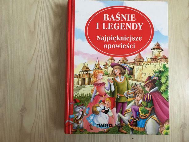 Baśnie i Legendy Najpiękniejsze opowieści Martel