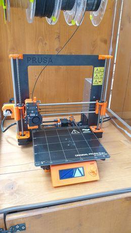 Impressora 3d Prusa Original i3 mk2 como nova