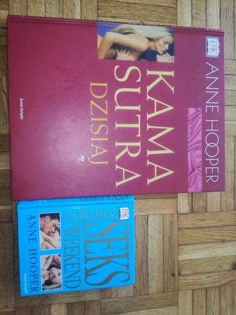 Sprzedam zestaw książek Anne Hooper KAMASUTRA SEX NA WEEKEND