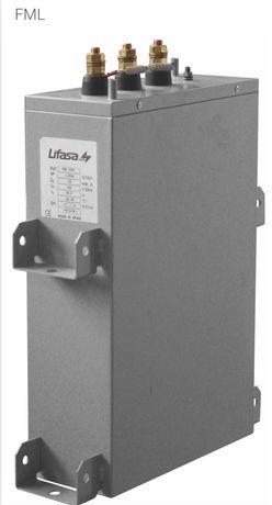 Condensador de potencia reforçado Lifasa