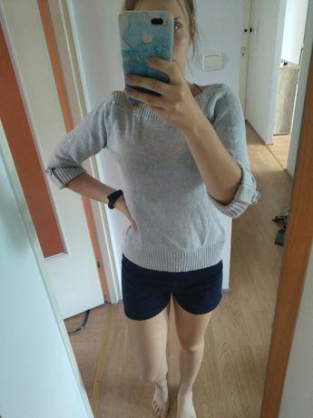 Sweterek szary rozmiar M