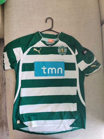 Camisola Oficial Sporting (SCP) - 2010/2011