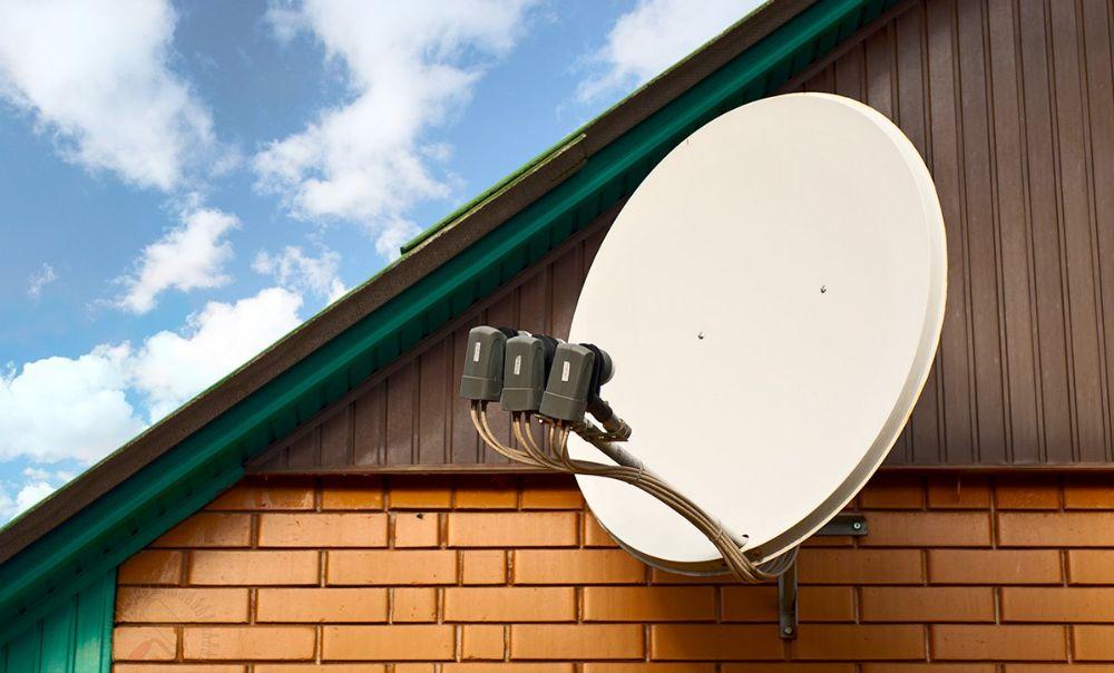 настройка спутниковых антенн ,400 каналов, Т-2.Ремонт,установка. Кривой Рог - изображение 1